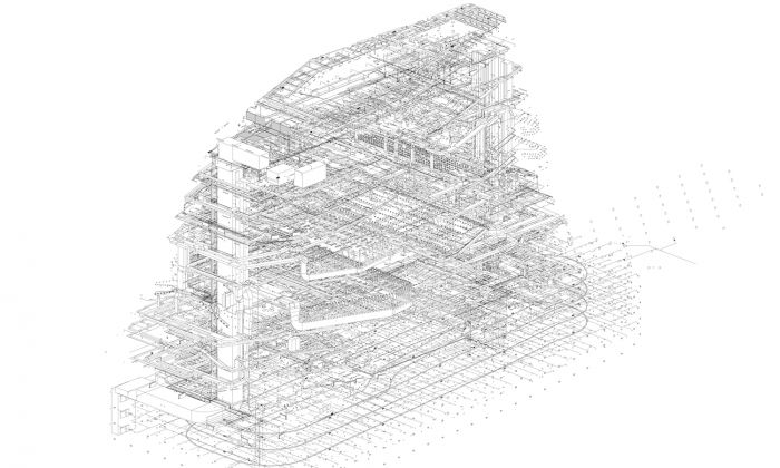 NL Architects, BIM is beautiful, 2014