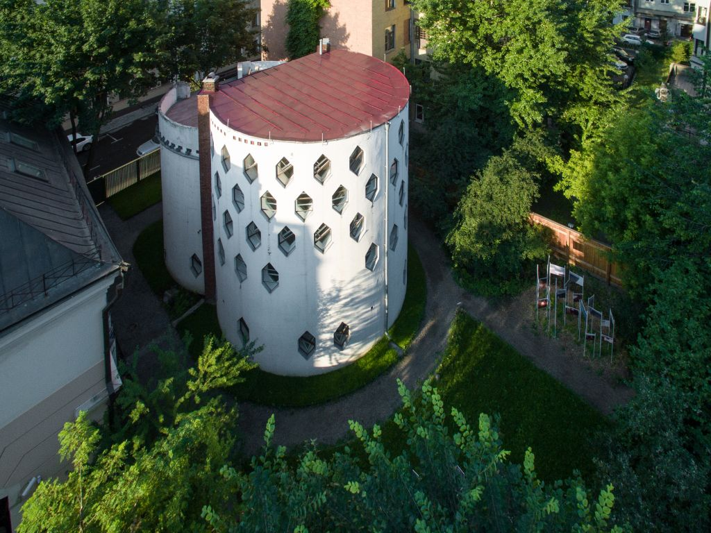 Melnikov House. Photo Denis Esakov, 2019