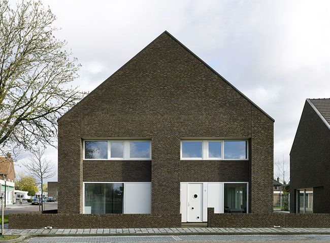 Housing Hengelo. Photo: Korth Tielens Architecten