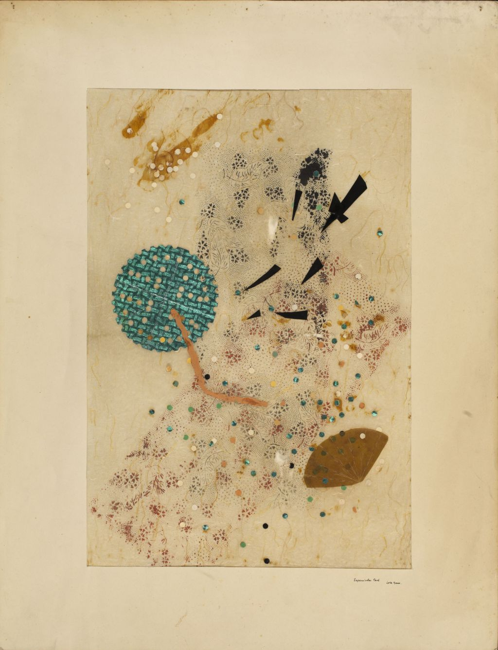 Lotte Stam-Beese, Japanese Party, 1927. Collection Het Nieuwe Instituut, STAM t16